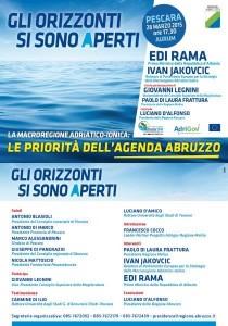 Agenda Abruzzo 28.03