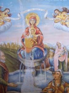 Madonna fonte
