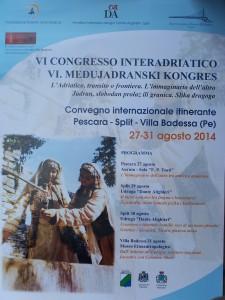 VI Congresso InterAdriatico