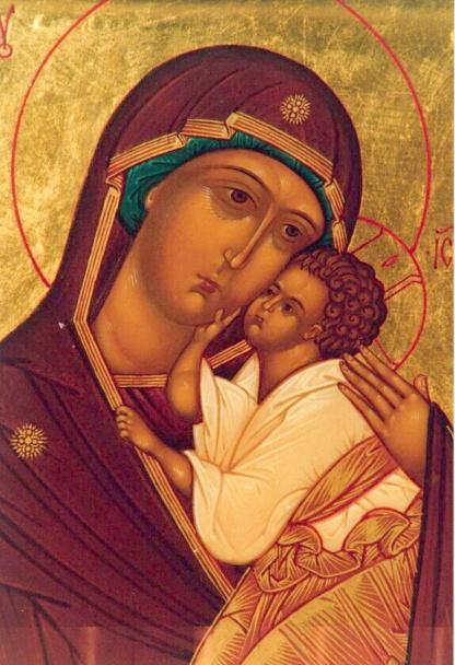 icona Maria Odigitria