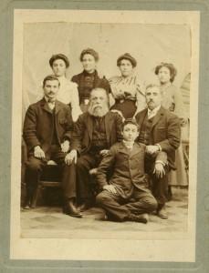 papas Costantino MILI 1905
