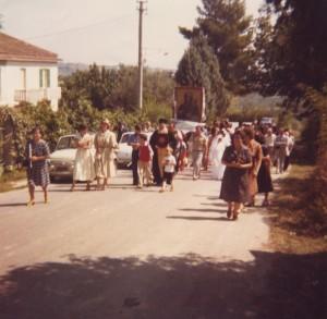 processione anni'70