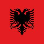 bandieara albanese